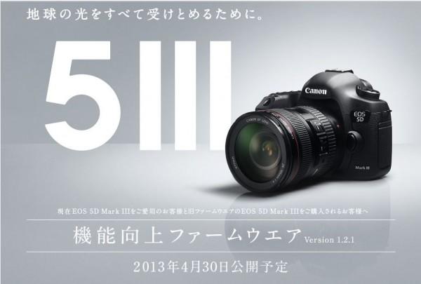 5d3 ファームウェア 1.3.4